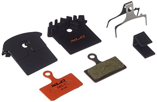 XLC PRO Pastiglie Freni BP-H25 Shimano BR-M985,M785,M675,M666,M615