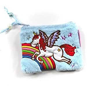 Think Pink Unicorn Purse