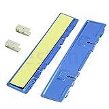 Lamdoo DDR DDR2 DDR3 RAM Speicher Aluminium Cooler Heat Spreader Heatsink Blue