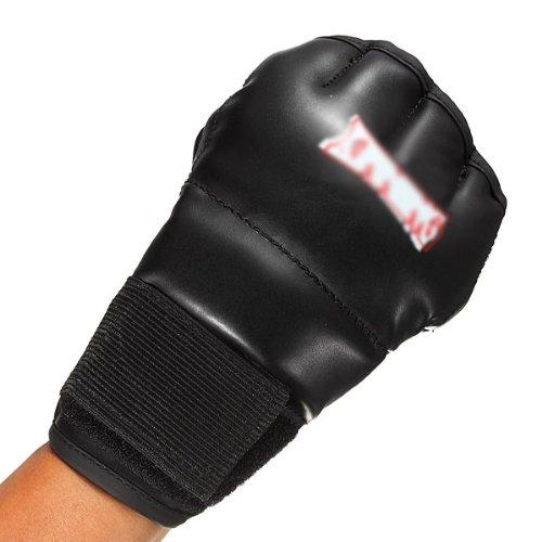 Sonline Authentic MMA UFC Grappling Tech Boxen Kaempfen Kampf Handschuhe Handschuhe Sandsack Abbildung 2