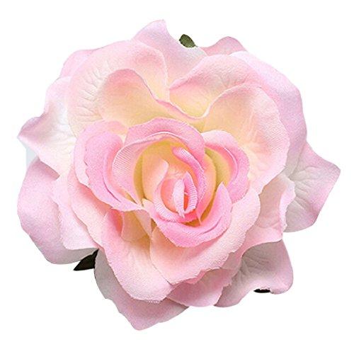 stoff-grosse-rose-blume-rose-flamenco-dancer-pin-up-haar-clip-slide