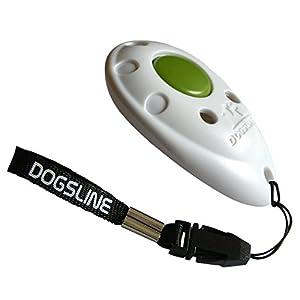Dogsline Clicker professionnel , Entraînement au cliqueur pour chiens chats chevaux