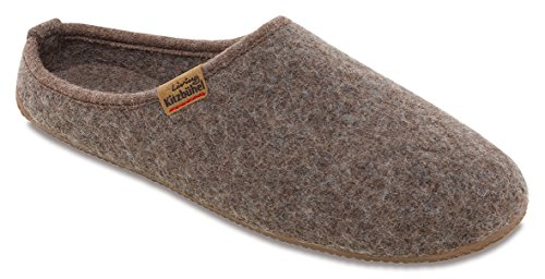 Living Kitzbühel, Pantofole donna Marrone (Marrone (260 Marrone chiaro))