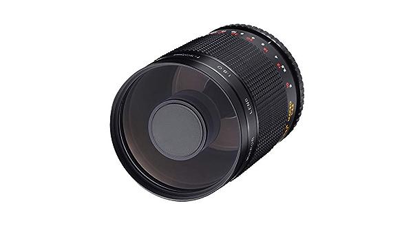 Samyang Mf 500mm F8 0 Mirror Lens Canon Eos Ef Dslr Camera Photo