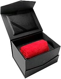 Kaltner Präsente Geschenkidee - Geschenkbox Schatulle Schmuckschatulle Schmuckschachtel Schmuckbox Uhrenbox Uhrenverpackung Geschenkverpackung
