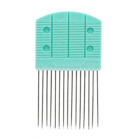 Quilling Comb with Slot Paper Quilling Strip Weave Tool