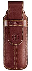 Opinel Number 8 Leather Case Light Brown Leather Belt Fits 78, 9, Slim & 10 Etuis