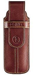 Opinel Number 8Leather Case Light Brown Leather Belt Fits 78, 9, Slim & 10Etuis