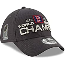 New Era Boston Red Sox 39THIRTY 2018 World Series Champion Cappello da Uomo  spogliatoio bc4bb89f7200