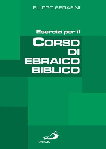 Esercizi per il corso di ebraico biblico: 2