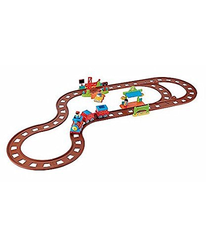 Image of ELC Happyland Village Train Set Extension Pack by HappyLand
