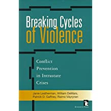 [Breaking Cycles of Violence] (By: Janie Leatherman) [published: June, 1999]