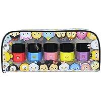 Tsum Tsum - Stack me high nail collection, neceser de esmaltes de uñas (Markwins 9622310)