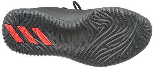 Adidas Dame 4, Chaussures Sport Hommes Noir (negbas / Ftwbla)