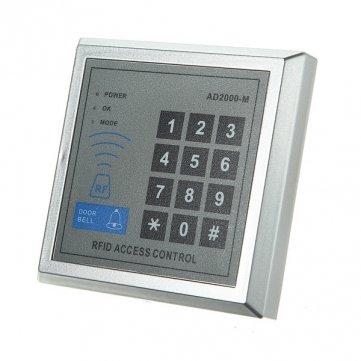 Entrée de Proximité RFID Système de contrôle d'accès porte 10 clés