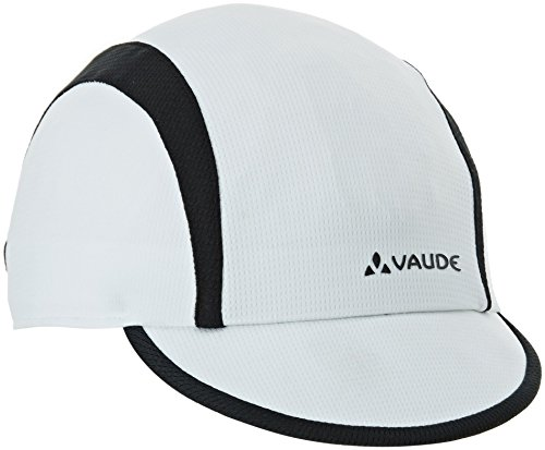 VAUDE Kappe Bike Hat III, White, One size, 05586