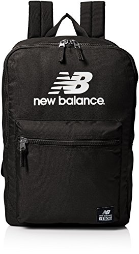 new-balance-mens-black-logo-printed-backpack