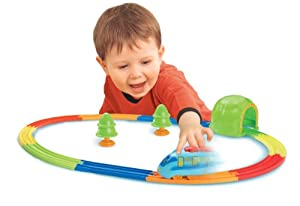 TOMY Play to Learn My First Train Set