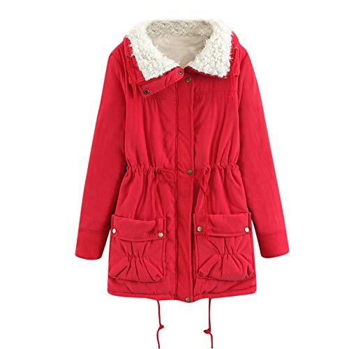 JURTEE Damen 2019 Jacken, Damen Winter Warm Outwear -