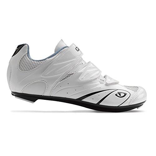 Giro Sante II Damen Rennrad Schuhe weiß/blau 2015: Größe: 39