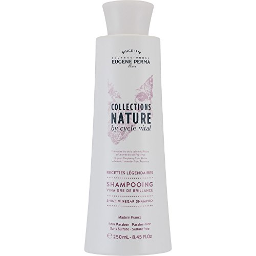 EUGENE PERMA Professionnel Shampooing Vinaigre de Brillance 250 ml Collections Nature by Cycle Vital