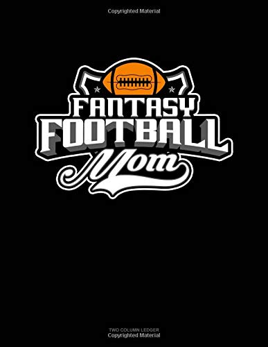 Fantasy Football Mom: Unruled Composition Book por Engy Publishing