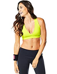 Zumba Fitness Damen Don't Be Basic V Bra
