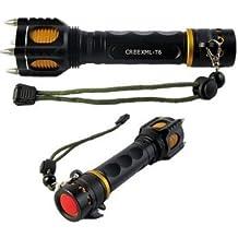 UltraFire Tactical CREE XM-L T62000lúmenes