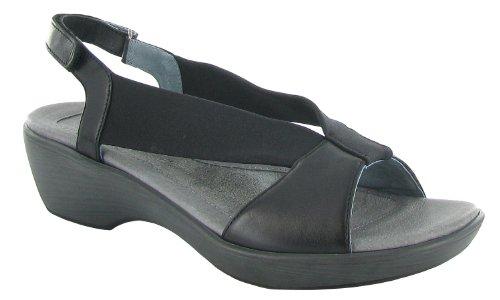 Naot - Scarpe con cinturino alla caviglia Donna nero (nero)