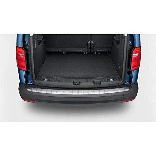 Preisvergleich Produktbild VW Caddy IV Ladekantenschutz Edelstahloptik Original Schutz Ladekanten Leiste 2K5061195