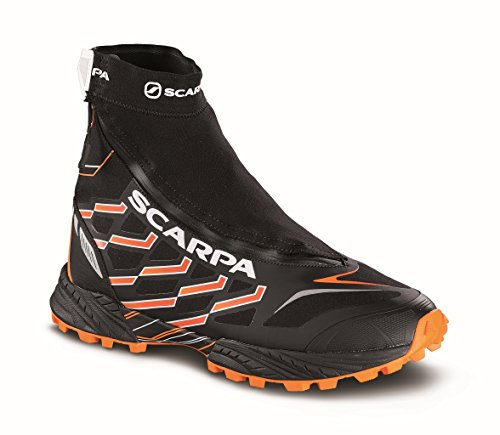 Scarpa Schuhe R-Evo GTX Men black-orange