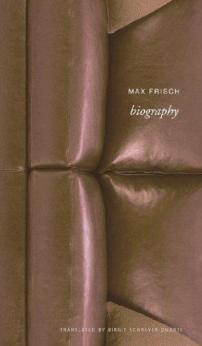 Biography [Paperback] [Jan 01, 2017] Max Frisch