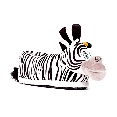 Sleeperz – Madagascar DreamWorks – Pantofole Marty Bianco