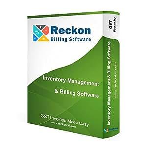 Reckon Bill - GST Ready Billing Software