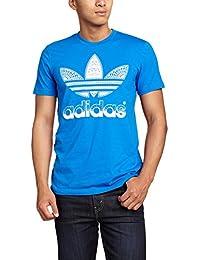 Adidas Originals - T-shirt - Tref Fill - Bleu