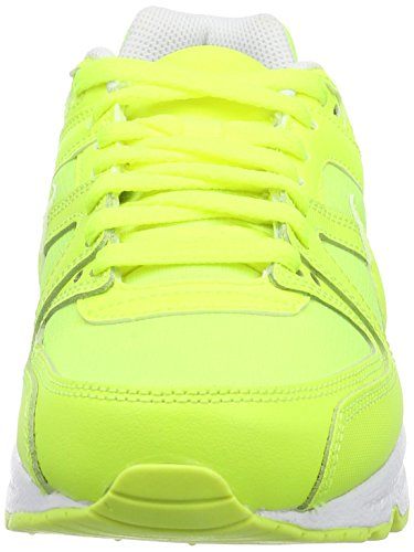 Nike Air Max Command (Gs) Calzatura Giallo (Volt/Volt-White-Volt)