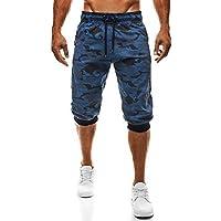OZONEE Uomo Jogging Tempo libero Shorts Pantaloncini sport Al ginocchio Pantaloncini Corti Mimetico ATHLETIC 723