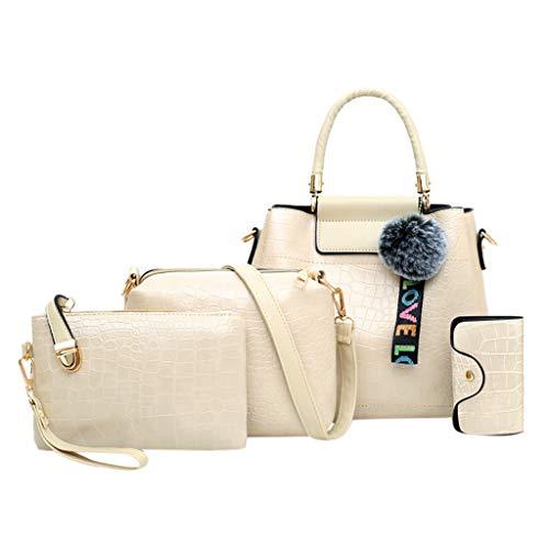 NMERWT Damen Herren Tasche Mode Mädchen Handtasche Schultertasche Umhängetasche Mode Neue Handtasche Frauen Umhängetasche Schultertasche Strand Elegant Tasche 0827 * 003