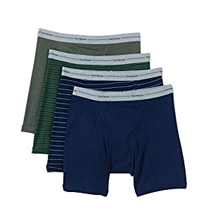 41Vlc3Cj8sL. SS300  - Fruit of the Loom de Hombre Boxer Slip (Pack de 4)