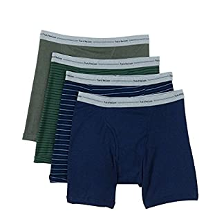 Fruit of the Loom de Hombre Boxer Slip (Pack de 4)