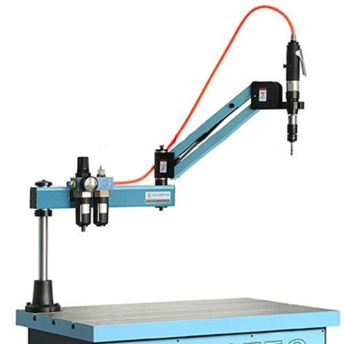 M3-M121000mm stabile Performance Pneumatische Blechschrauben Maschine Tapper Pneumatik mit vertikaler Ständer Doppelpaddel/min für Maschinen Herstellung Industrie