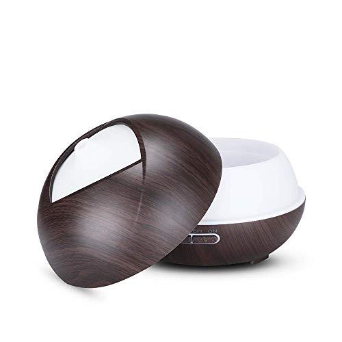ZGH Yoga Dormitorio 400ml Madera Grano Esencial difusor