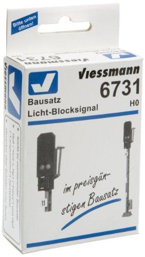 Viessmann - Iluminación para modelismo ferroviario H0 (6731)