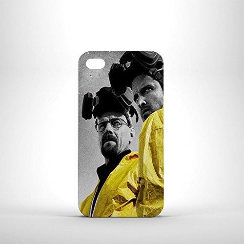 Heisenberg3 Breaking Bad Coque pour iPhone 4