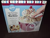 """Ice Cream Maker - Manual - 1Å"""" Qt"""