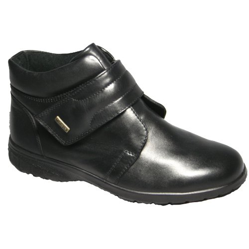 Cotswold Chalford - Bottines en cuir - Femme Black