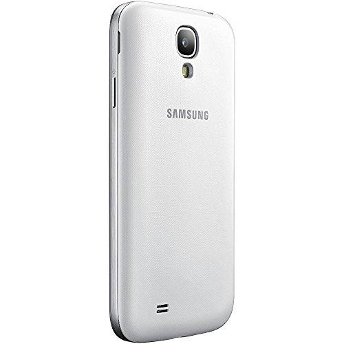 Samsung Original EP-CI950IWEGWW Cover (kompatibel mit Galaxy S4) in weiß