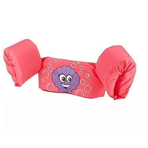 Schwimmflügel Puddle Jumper, für Kinder und Kleinkinder von 2-6 Jahre, 15-30kg, Schwimmhilfe mit verschiedenen Designs für Jungen und Mädchen (A)
