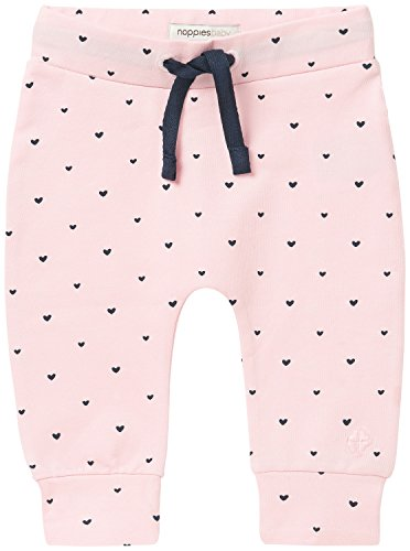Noppies Baby-Mädchen G Polyamident Jrsy Comfort Neenah-67363 Hose, Rosa (Light Rose C092), 62