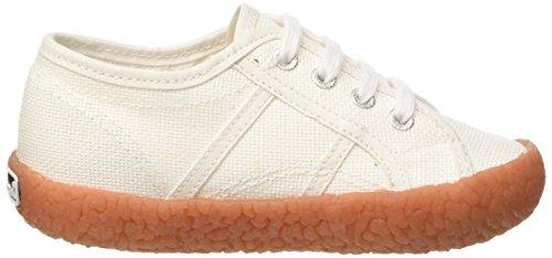 Superga Babys 2750-Naked Cotj Schuhe Weiß
